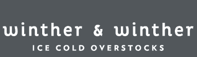 winther & winther | ice cold overstocks | Logo